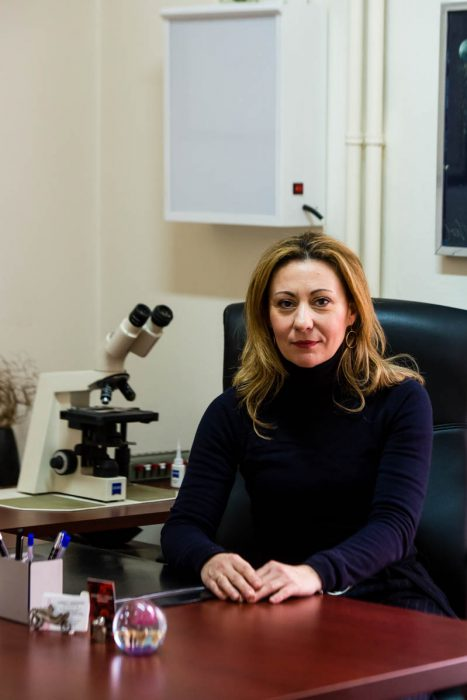 Αλυμάρα Βασιλική - Αιματολόγος Ιωάννινα